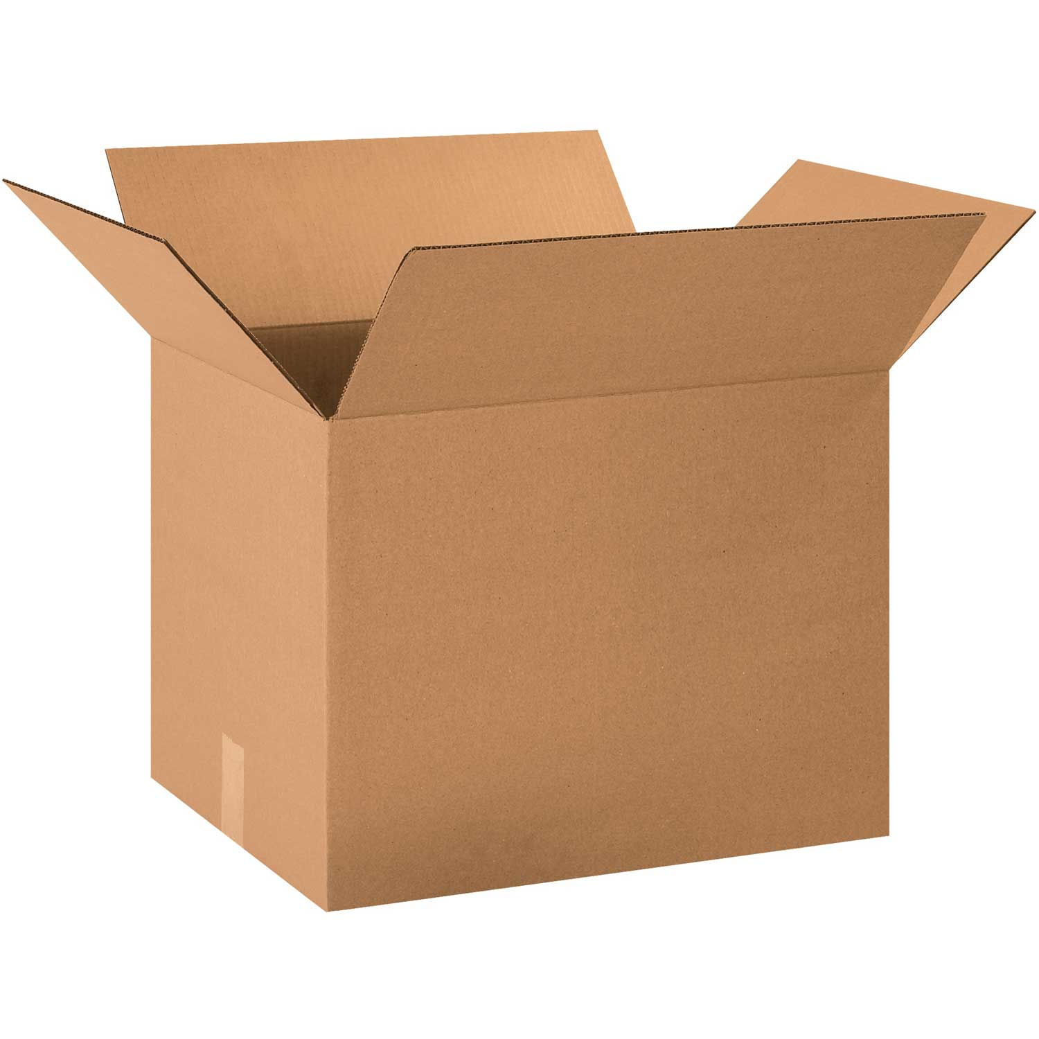 """20/"""" x 10/"""" x 10/"""" Long Cardboard Corrugated Boxes 65 lbs Capacity 200#//ECT-32,"""