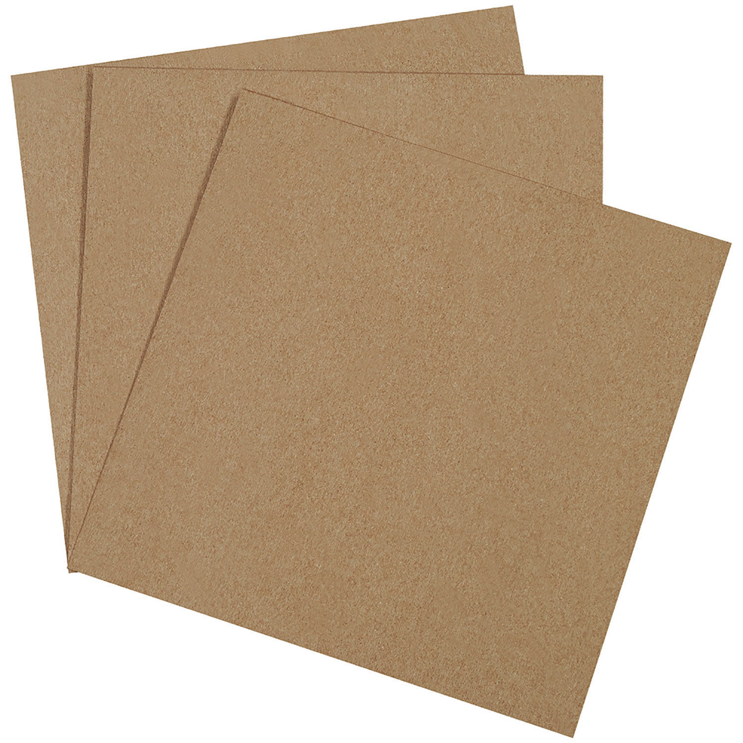 """12""""x12"""" Chipboard Pad, 625 Pack, Lot of 1"""
