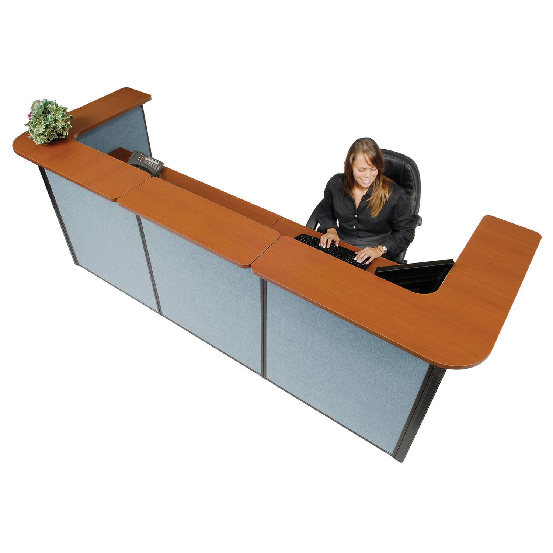 Cash Register Checkout Counter register Reception Desk AV Cart Podium Pulpit