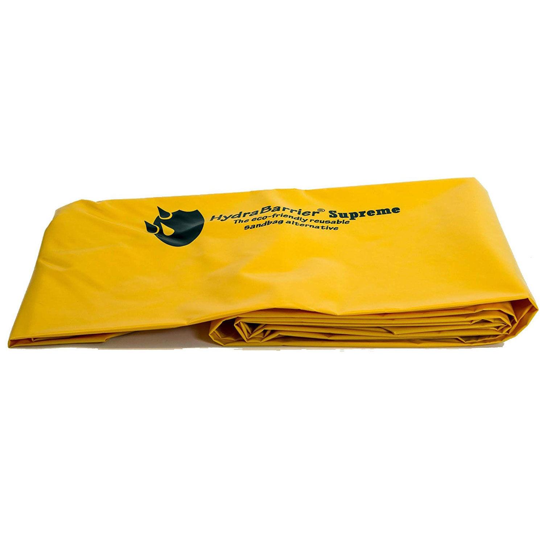 Best Sandbag Alternative Hydrabarrier Supreme 12 Foot Length 12 Inch Height