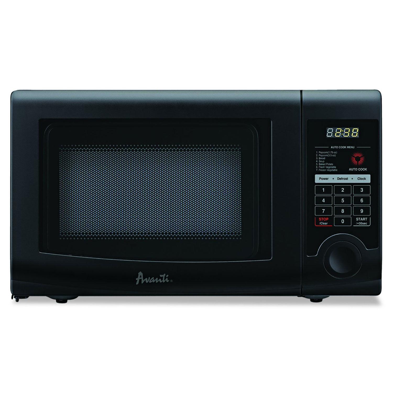 Avanti Microwave Oven 7 Cubic Feet 18 Quot W X 13 Quot D X 10 1 3