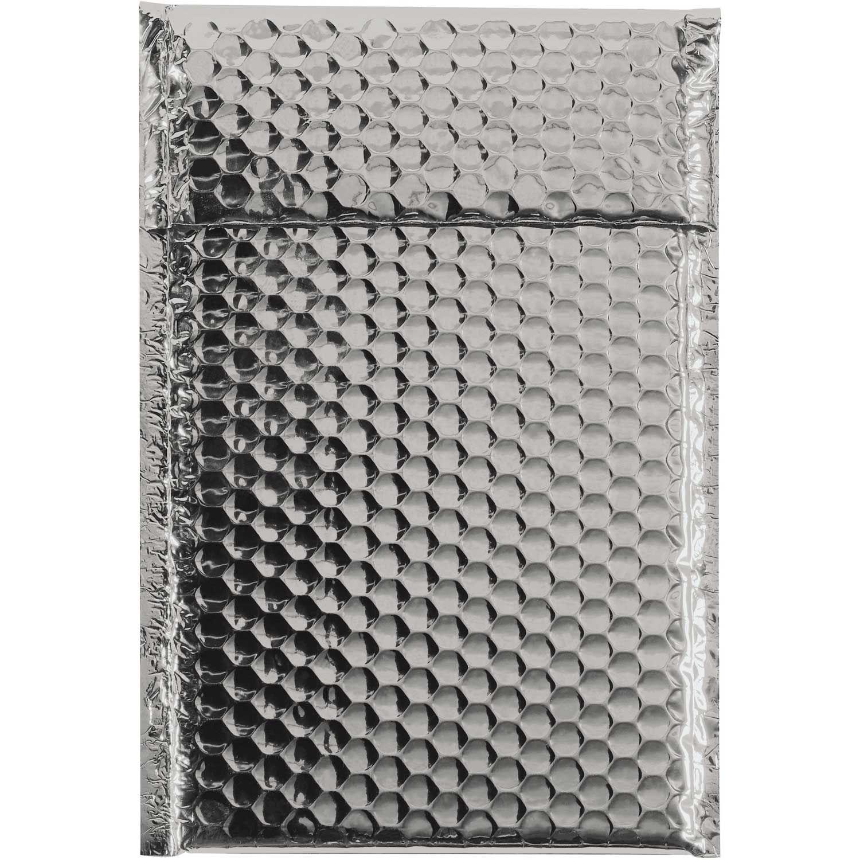 "12-1//2/""Wx19/""L Self-Seal Bubble Mailer Golden Kraft 50 Pack"