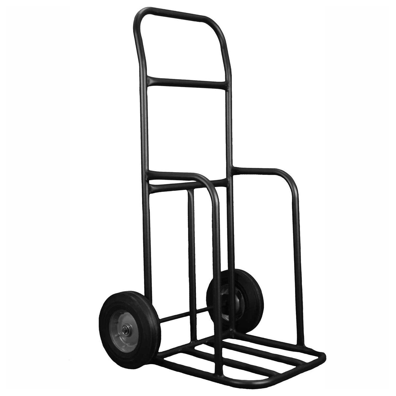 Black GRAINGER APPROV Steel Traffic Cone Cart,Black,16 x 14 x 45 In 03-500-CCG