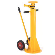 100,000 Lb. Static Capacity Standard Duty Trailer Stabilizing Jack Stand