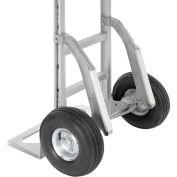 "Aluminum Stairclimbers, 16""L, 500 lbs. Capacity, Gray"