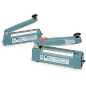 "Impulse Heat Sealer - 12"" Seal Length with cutter"