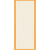 Machinery Wire Fence Partition Panel, 2' W