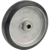 """Hand Truck Tires - Mold-On Rubber - 8"""" dia.x1.60""""W Wheel"""