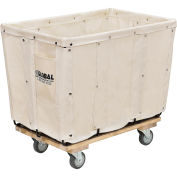Canvas Basket Bulk Truck, 12 Bushel