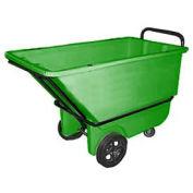 Bayhead 1/3 Cubic Yard Tilt Truck, Heavy Duty, 1200 Lb. Capacity, Green