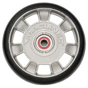 MAGLINER Hand Truck Replacement Wheels - Mold-On Rubber