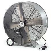 """TPI 48"""" Portable Blower Fan Belt Drive 1 HP 22700 CFM"""