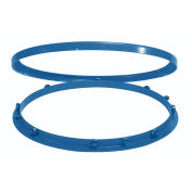 "40""OD Pallet & Skid Carousel Turntable Rotating Ring, 6000 Lb. Capacity"