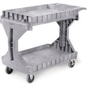"AKRO-MILS ProCart Utility Carts - 31-3/4""Wx22""D Shelf"