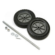 "Replacement Mold-On 8"" Rubber Hand Truck Wheel Kit"