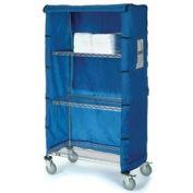 """Shelf Truck Enclosure Kit with Door, 48""""W x 24""""D x 60""""H"""