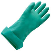 PIP Unlined X-Large Nitrile Gloves, 11 Mil, Green, XL, 1 Pair