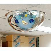 """Full Dome Ceiling Mirror, 18"""" Diameter, 360°"""