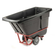 "Rubbermaid 1306 Heavy Duty 1/2 Cu. Yd. Tilt Truck, 60""L x 28""W x 38-5/8""H"