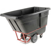 "Rubbermaid 1316 Heavy Duty 1 Cu. Yd. Tilt Truck, 72-1/4""L x 33-1/2""W x 43-3/4""H"