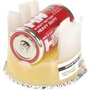 Rubbermaid FG9C84010000 Automatic Deodorizer Replacement Gel Cassette, Citrus Breeze, 6 Pack