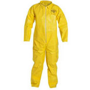 Tychem® QC Disposable Coverall, L, 12/Case