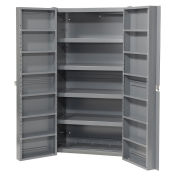 Storage Cabinet with Shelving, 38x24x72