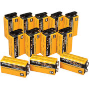 Duracell Procell 9V Battery, PC1604 - Pkg Qty 12