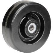 """6"""" x 2"""" Molded Plastic Wheel, 3/4"""" Axle, 1/Pk"""