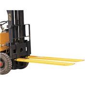 "5""W x 60""L Forklift Fork Tine Extension  - 1 Pair"