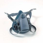 3M Half Facepiece Reusable Respirator, Large, 7503