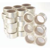 """3M Tartan 369 Carton Sealing Tape, 2"""" x 110 yd., Clear, 1.9 Mil - Pkg Qty 36"""