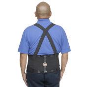 Ergodyne® ProFlex® Standard Back Support, Large, Black