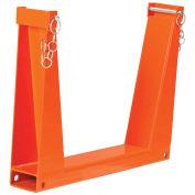"Safety U-Rack,  10,000 lb. Capacity, 25""W x 4""D x 20""H"