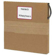 """Replacement Steel Strapping Coils in Self Dispensing Carton, 1/2"""" x .020"""" x 200'"""""""