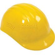 ERB™ Vented 4-Point Suspension Bump Cap, Yellow, 19112