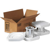 Gallon Foam ShipperKit - 1 Kit Pack