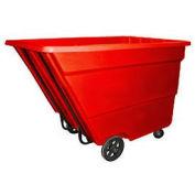 Bayhead 2.2 Cubic Yard Tilt Truck, Medium Duty, 2200 Lb. Capacity, Red