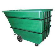 Bayhead 2.2 Cubic Yard Tilt Truck, Heavy Duty, 2500 Lb. Capacity, Green