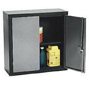 "Edsal Wall Cabinet Assembled 30""W x 12""D x 30""H"