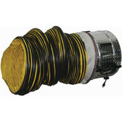 "J&D VICS20-GLB 20"" Portable Ventilation Fan With 20 Feet Ducting 1 HP 6500 CFM"