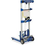VESTIL Winch Lift Truck - Fixed Straddle - 500-Lb. Capacity