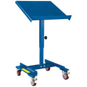 22 x 21 Tilting Work Table with Friction Screw, 150 Lb. Capacity
