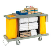 Hotel Cart, Housekeeping Cart