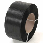"""Pac Strapping Polyester Strapping, 1/2"""" W x 5800' L, 16"""" x 3"""" Core Size"""