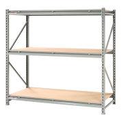 """Record Storage Rack Starter Unit, 90 Boxes, 72""""W x 36""""D x 96""""H"""