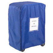 Nylon Cover For 3 Lug Cart, Blue