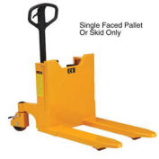 Portable Container, Pallet & Skid Tilter, Manual Hand Pump, 2200 Lb. Capacity