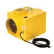Ramfan Blower-Exhauster- Heater Kit With 25 Feet Flexible Ducting