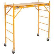 Steel Scaffolding Unit, 6'L X 6-1/2'H